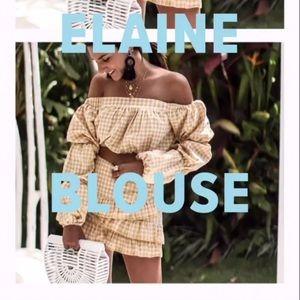 Tularosa Elaine blouse💖😍